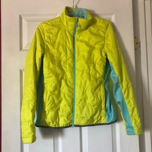 Spyder Neon Down Jacket